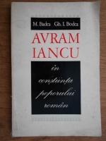 M. Badea - Avram Iancu in constiinta poporului roman