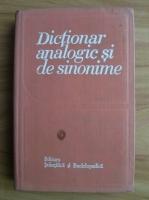 M. Buca - Dictionar analogic si de sinonime al limbii romane