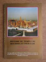 M. C. Subhadradis Diskul - Histoire du Temple du Bouddha d'Emeraude