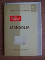 M. Chiriac - Harta geologica. Mangalia