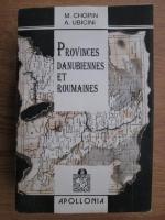 Anticariat: M. Chopin, A. Ubicini - Histoire et description de tous les peuples. Provinces danubiennes et roumaines