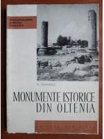 M. Davidescu - Monumente istorice din Oltenia