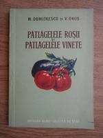 M. Dumitrescu - Patlagele rosii si patlagele vinete