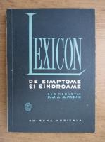 M. Feighin - Lexicon de simptome si sindroame