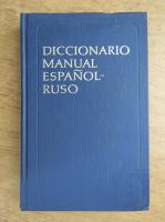 Anticariat: M. Gisbert - Diccionario manual espanol-ruso