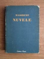 Anticariat: M. Gorchi - Nuvele