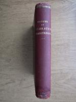 M. Henry Ferrette - Manuel de legislation industrielle (1913)
