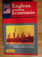 Anticariat: M. Marcheteau - Engleza pentru economie. Business and Economics