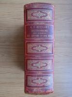 M. N. Bouillet - Dictionnaire universel des sciences, des lettres et des arts (1908)