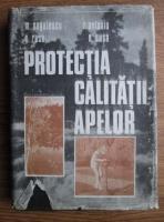 M. Negulescu - Protectia calitatii apelor