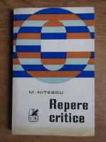 Anticariat: M. Nitescu - Repere critice