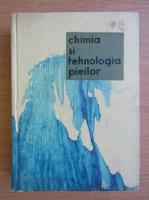 M. Popescu - Chimia si tehnologia pieilor