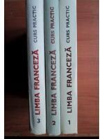 M Saras , M Stefanescu - Limba franceza. Curs practic (3 volume)