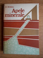 M. Vernescu - Apele minerale