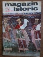 Anticariat: Magazin istoric, anul I nr. 8 noiembrie 1967
