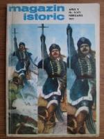 Anticariat: Magazin istoric, anul V, nr. 2 (47), februarie 1971
