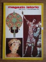 Anticariat: Magazin istoric anul VIII, nr. 9 (90), septembrie 1974