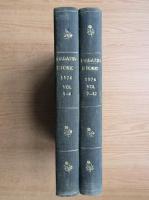 Anticariat: Magazin istoric, anul X, nr. 1-6, 7-12, 1976 (2 volume)