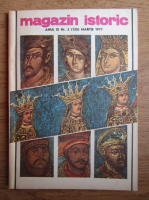 Anticariat: Magazin istoric, Anul XI, Nr. 3 (120), martie 1977