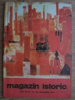 Anticariat: Magazin istoric, anul XIII, nr 12 (153), decembrie 1979