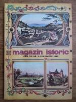 Magazin istoric, anul XIX, nr. 3 (216), martie 1985