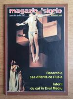 Magazin istoric, anul XL, nr. 4 (469), aprilie 2006