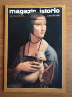 Anticariat: Magazin istoric, Anul XLII, Nr. 1 (490), ianuarie 2008