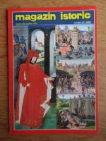 Magazin istoric, Anul XLII, Nr. 4 (493), aprilie 2008