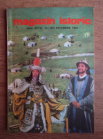 Anticariat: Magazin istoric, Anul XVI, Nr. 10 (187), octombrie 1982