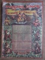 Magazin istoric, anul XVIII, nr. 1 (202), ianuarie 1984