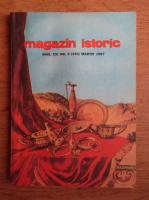 Anticariat: Magazin istoric, anul XXI, nr. 3 (240), martie 1987