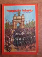 Anticariat: Magazin istoric, Anul XXI, nr. 5 (242), mai 1987