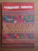 Anticariat: Magazin istoric, anul XXII, nr. 11 (260), noiembrie 1988