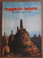 Anticariat: Magazin istoric, anul XXIII, nr. 6 (267), iunie 1989