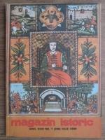 Anticariat: Magazin istoric, anul XXIII, nr. 7 (268), iulie 1989