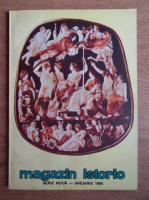 Magazin istoric, anul XXIX, nr. 1 (334), ianuarie 1995