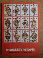 Anticariat: Magazin istoric, Anul XXV, Nr. 8 (293), august 1991