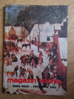 Magazin istoric, anul XXVI, nr. 12 (309), decembrie 1992