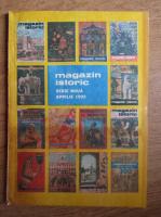 Magazin istoric, anul XXVI, nr. 4 (301), aprilie 1992