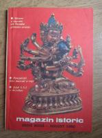Magazin istoric, anul XXVI, nr. 8 (305), august 1992