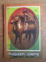 Magazin istoric, anul XXVII, nr. 5 (314), mai 1993