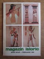 Anticariat: Magazin istoric, Anul XXVIII, Nr. 2 (323), februarie 1994