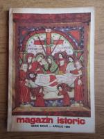 Anticariat: Magazin istoric, Anul XXVIII, Nr. 4 (325), aprilie 1994