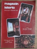 Anticariat: Magazin istoric, anul XXX, nr. 2 (347), februarie 1996