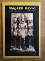 Anticariat: Magazin istoric, Anul XXXIV, Nr. 11 (404), noiembrie 2000