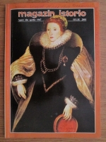 Anticariat: Magazin istoric, anul XXXIV, nr. 7 (412), iulie 2001