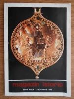 Anticariat: Magazin istoric, anul XXXIX, nr. 11 (344), noiembrie 1995