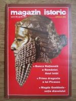 Anticariat: Magazin istoric, anul XXXIX, nr. 4 (457), aprilie 2005