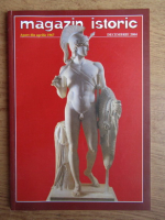 Anticariat: Magazin istoric, Anul XXXVIII, Nr. 12 (453), decembrie 2004