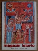 Anticariat: Magazin istoric, aprilie 1995